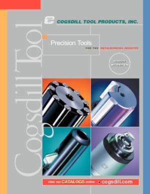 Brochure completa di prodotti per utensili da taglio Cogsdill