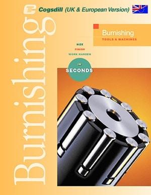 Catalogo Strumenti di Brunitura (Regno Unito & EU Versione)