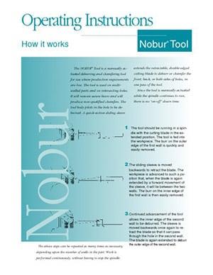 Nobur Istruzioni operative CTP