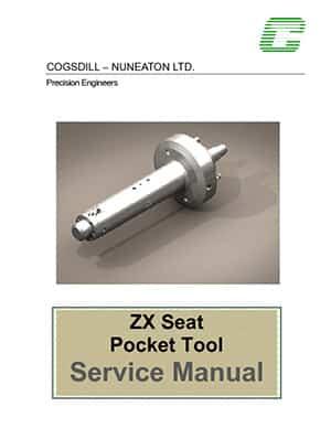Manuale di manutenzione dello strumento tascabile sede valvola MBT